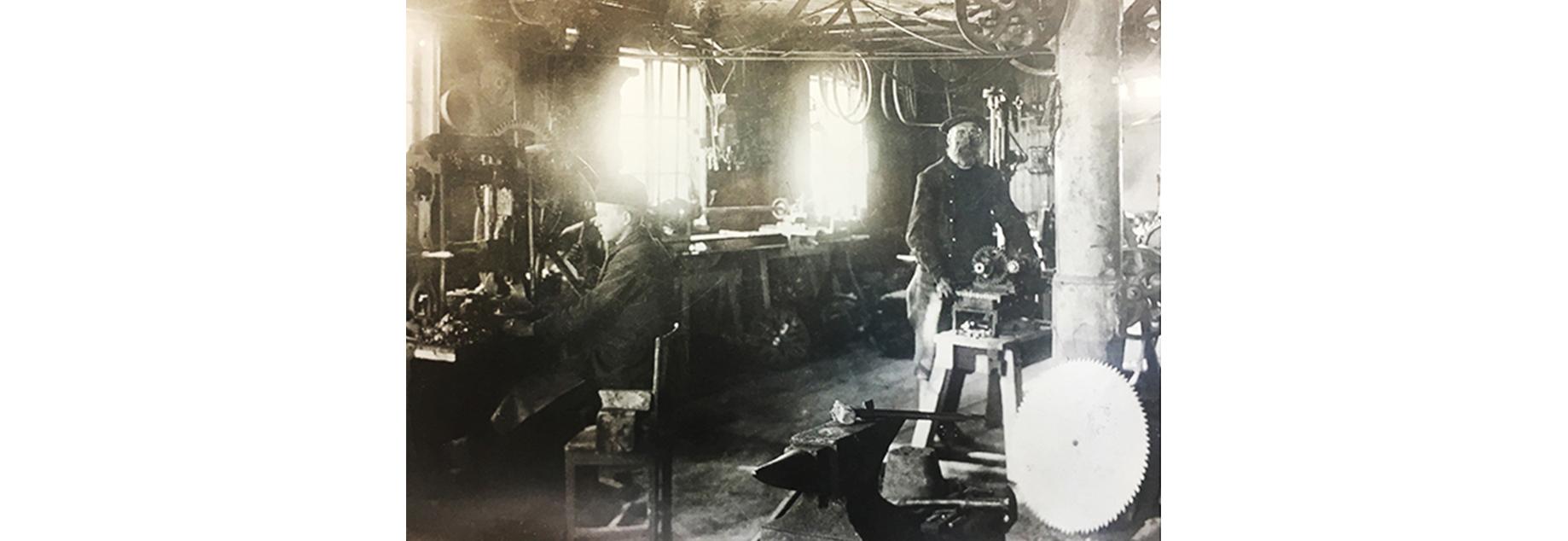 1890 – Generation 1